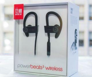Power Beats Wireless 3