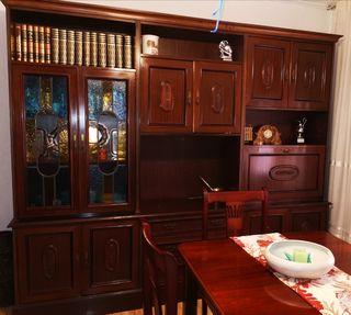 mueble comedor antiguo.