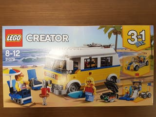 Lego Creator 3in1. A estrenar.