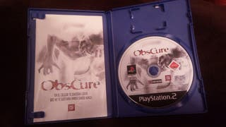 OBSCURE, JUEGO PLAYSTATION 2