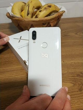 Teléfono BQ Aquaris X2 pro