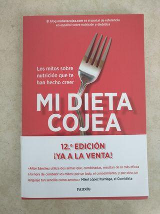 Libro sobre mitos de la nutrición