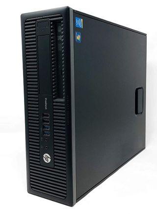 HP ProDesk 600 G1 SFF - Ordenador torre