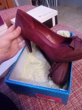 zapatos d mujer