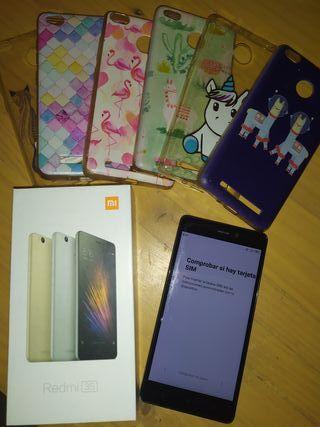 Xiaomi Redmi 3S perfecto estado