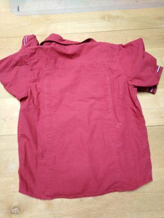sudadera sobre camisa ikks 10 Años niño