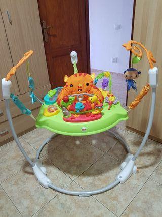 saltador estatico para bebes