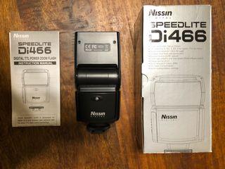 Flash digital Nissin