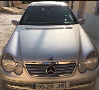 Mercedes-Benz Clase C 2001 TECHO SOLAR