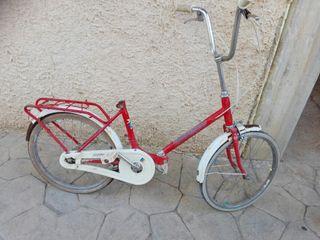 bicicleta clásica antigua