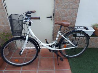 """Bicicleta de trekking-paseo Negamos Ronda 26"""""""