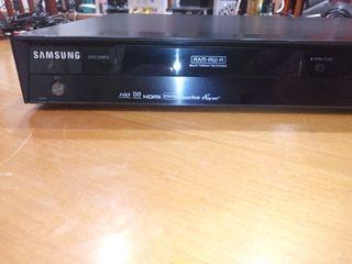 Samsung DVD-SH893 Grabador DVD 160 GB