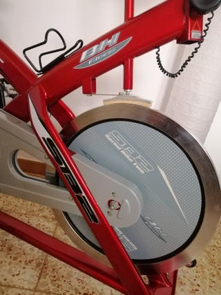 Bicicleta estática spinning BH