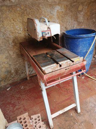 Máquina de corte de agua