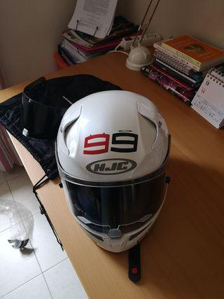 Casco moto HJC RRHA 10 Plus
