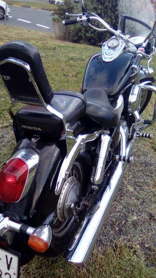 honda 750 custom (Suzuki Yamaha Kawasaki Harley