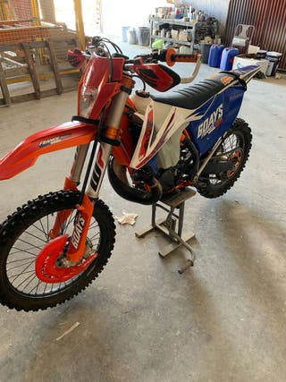Ktm 300 tpi six days año 2018