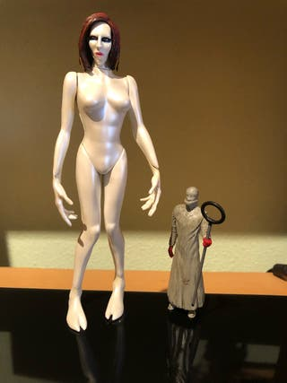 Figura Marilyn Manson - Mechanical Animals