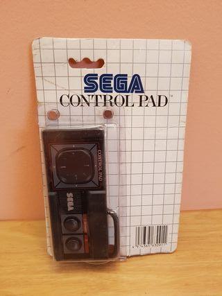 Mando Control Pad de Sega con caja a estrenar