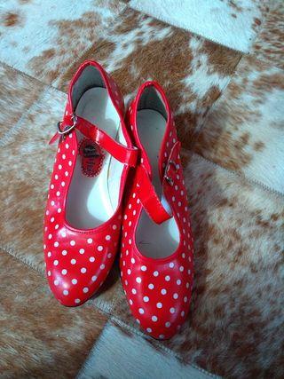 zapatos de baile Carleti N35