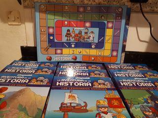 Se venden libros de Playmobil