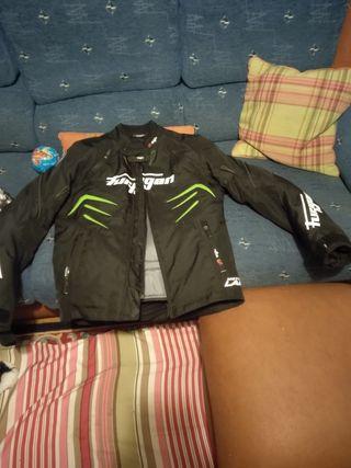 chaqueta de moto furigan