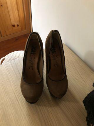 Zapato marron