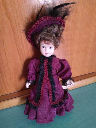 Muñeca de epoca