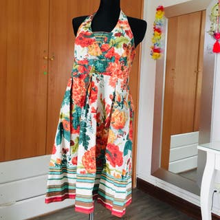 Vestido Zara XL