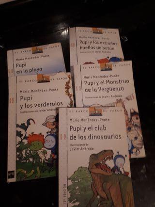 Libros de PUPI