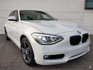BMW 116d Auto. SPORT Navi LED-Xenon
