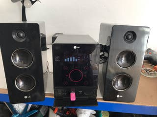 Cadena LG speaker FAS-162F