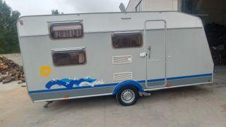Caravana Sun Roller fiesta 470