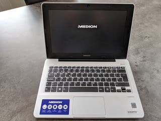Ordenador portátil Notebook Medion S2217