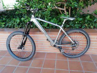 Bicicleta Freeride - Descenso