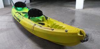 Kayak dos plazas