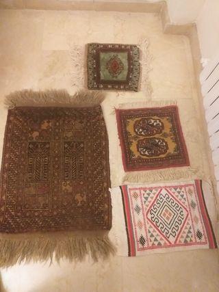 Lote alfombras persas .Precio por todas.