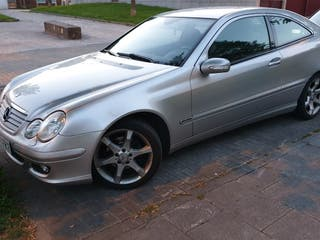 Mercedes-Benz 220 sport coupe 2007