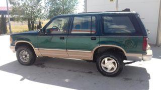 ford explorer 4000 gasolina