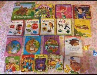 lote mini cuentos infantiles