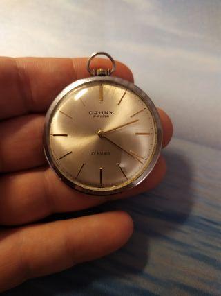 Reloj Cauny bolsillo