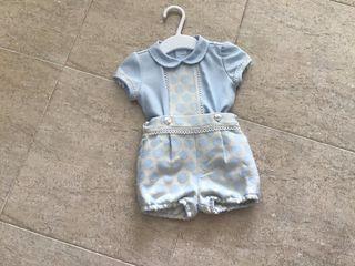 Precioso traje bebé sin estrenar