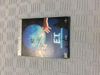 E.T el extraterrestre edicion especial