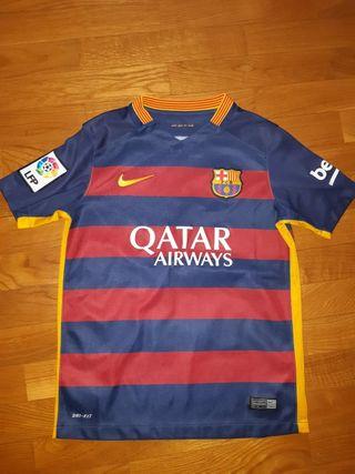 Camiseta original del Barsa