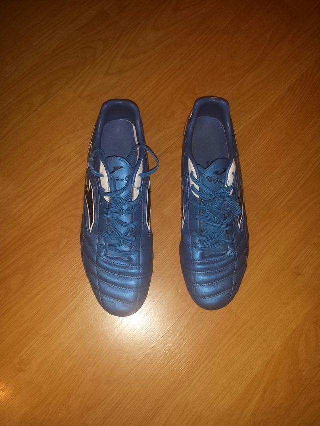 Botas de fútbol Joma número 45
