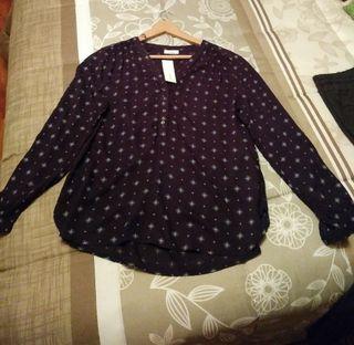 Camisa blusa nueva