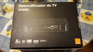 Descodificador TV OHD80 Orange