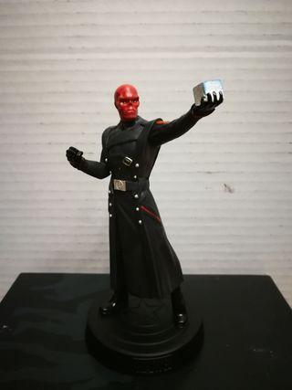 Cráneo Rojo (Red Skull) Marvel Movie Collection