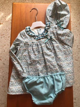 Vestido niña talla 36 meses