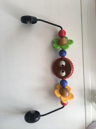 Juguete de madera para Hamaca Babybjorn